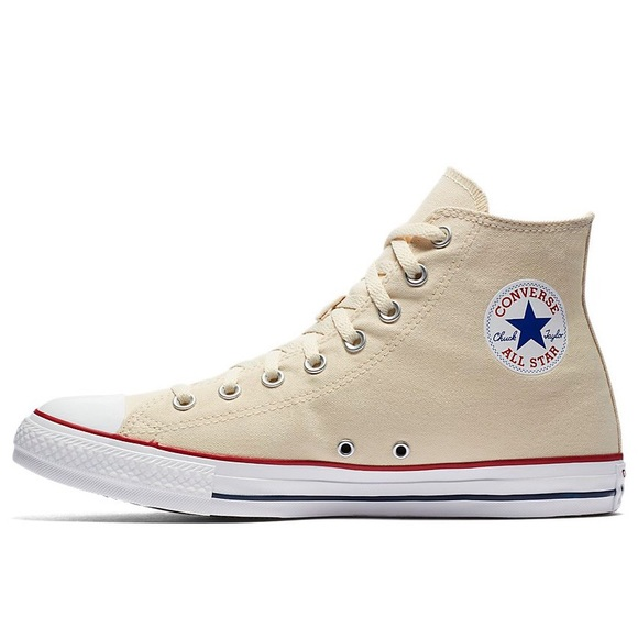 5be554165ef6 Converse Shoes - converse ivory high top